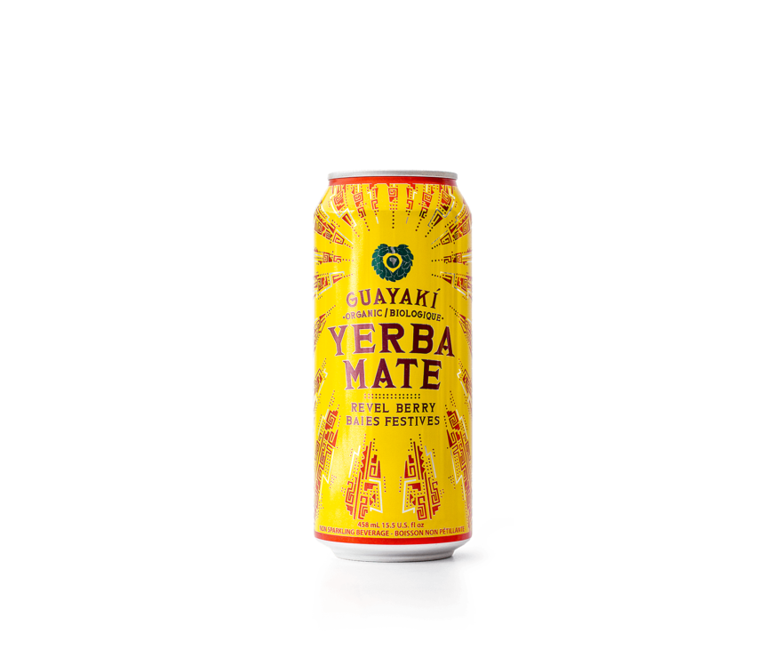 Berry Yerba Mate