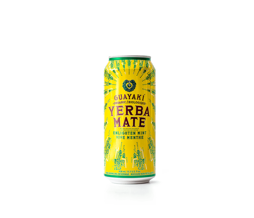 Mint Yerba Mate